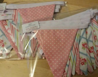Handmade Bunting - Personalised Colour Scheme