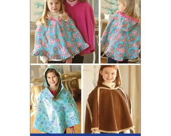 FREE SHIPPING! Pullover Poncho Pattern by Indigo Junction