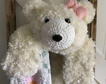 Nursery Bear Rug Polar