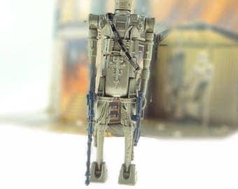 IG-88 Bounty Hunter Action Figure Star Wars The Empire Strikes Back