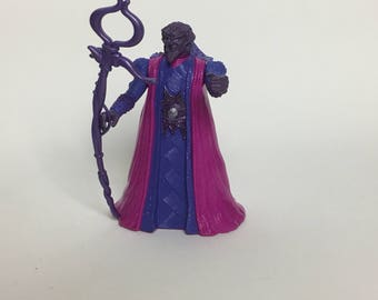 "FREE SHIPPING - Mighty Morphin Power Rangers Ivan Ooze 5"" Original Movie 1995 Evil Space Alien Figure"