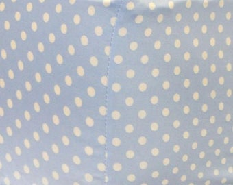 Carousel Fitted Crib Sheet