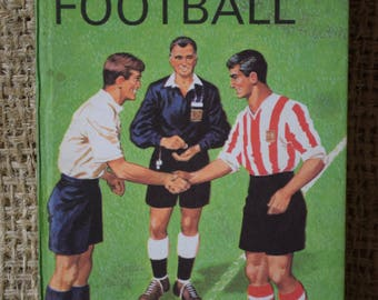 The Story of Football. A Vintage Ladybird Book. Series 606 C