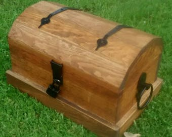 Custom Chest with Secret Compartment
