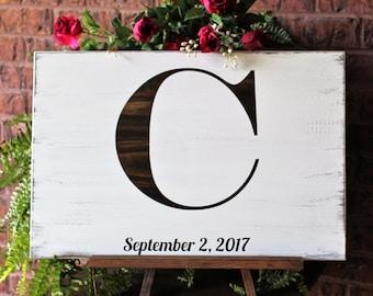 Alternative Wedding Guest Book For Rustic Wedding - Wood Guest Sign In Sign For Wedding - Wedding Guestbook - Rustic Wedding Decor