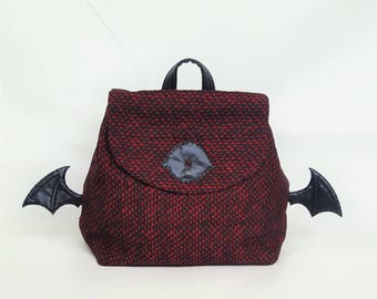 Little Bat Friend Backpack