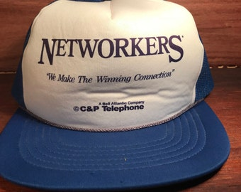 Networkers Snapback Hat
