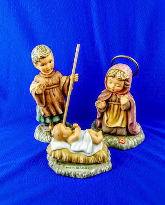 Berta Hummel Nativity Set
