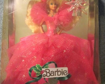 Holiday Barbie 1990  - Special Edition