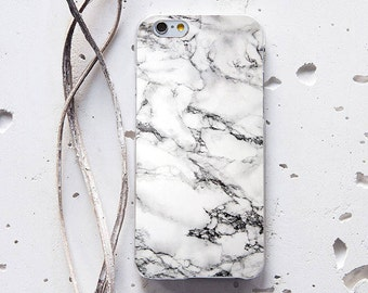 Marble Case iPhone 5 Case iPhone 4s Case Gray iPhone 6 Case for Samsung Galaxy Note 5 Case Silicone for Samsung S8 Case iPhone 7 Plus WC020
