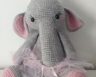 Felicie ballerina tutu elephant
