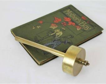 Brass Marking Gauze/Vintage Brass Tool/Vintage Tool/Carpentry/SALE (Ref1966M)