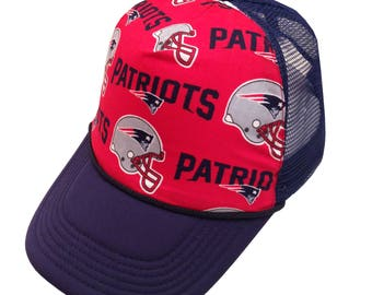 Patriot Trucker Hat-Youth Size