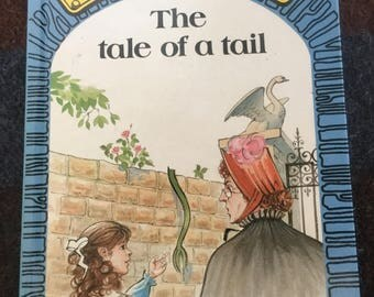 Puddle Lane Ladybird book - The Tale of a Tail