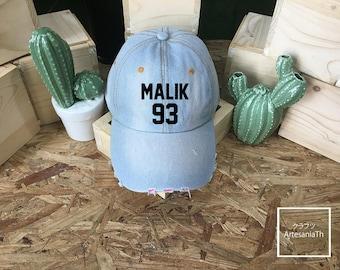 SAEL !! Zayn Malik Baseball Cap, Denim Cap, Jean Cap, Low-Profile Baseball Cap Baseball Hat