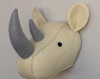 Fake Animal Head Etsy