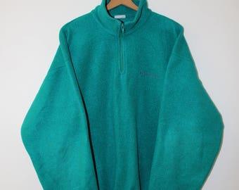 Sergio Tacchini Fleece Vintage 90s Size XL