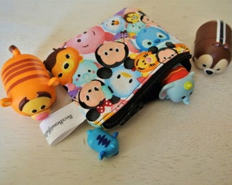 Disney Tsum Tsum Coin Purse