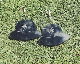 GOT7 JB Bucket Hat Acrylic Keychain