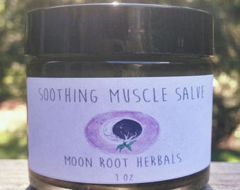 Soothing Muscle Salve