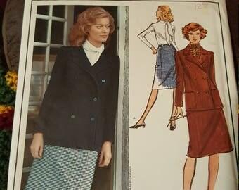 Vintage Vogue #2579 size14