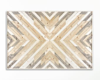 Wood Wall Art ~ Wooden Wall Art ~ Wall Art ~ Wooden Wall Art ~ Geometric Wood Wall Art ~ Wooden Artwork ~ Wood Wall Decor ~ Modern Wall Art