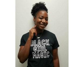 Black Girl Magic, Melanin,Queenin