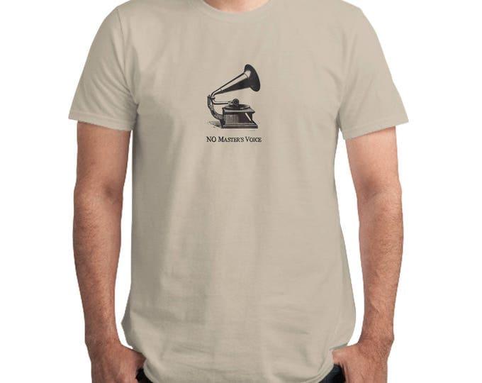 NO Master's Voice T-Shirt, Unisex