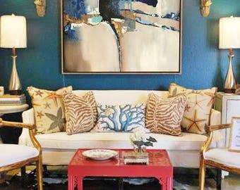 Abstract Oil Painting Abstract Painting Oil Painting Modern Art Texture Art Gold Panting Large Wall Art Original Painting by Julia Kotenko
