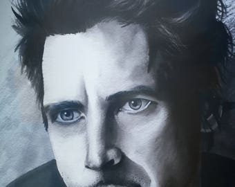 Chris Cornell Portrait (ORIGINAL)