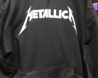 Metallica Logo Etsy