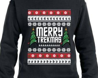 Star Trek Christmas Etsy