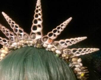 Sea Floor Mermaid Crown