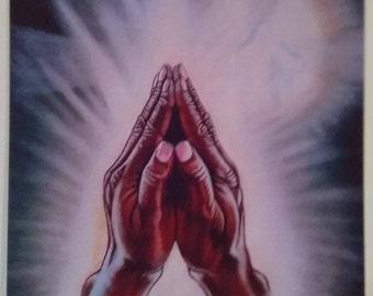 Praying Hands: Edification