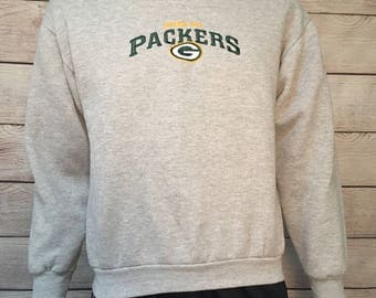 Greenbay Packers NFL Football crewneck sweatshirt