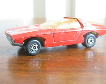 """Matchbox car from the 70s, model No. 40 """"Vauxhall Guildsman"""""""
