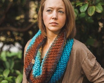 Bean Cowl--Spinx