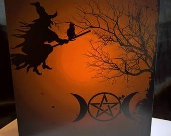 Samhain - Pagan - Greeting Card