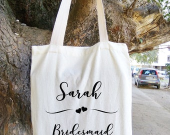 BEST DAY EVER Wedding tote Bridesmaid tote gift bridle tote bag Bridesmaid Bag Personalized Name Tote Custom bags Personalized Bag beach bag
