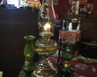 Prosperity, Home Blessing and Love Draw Lamps