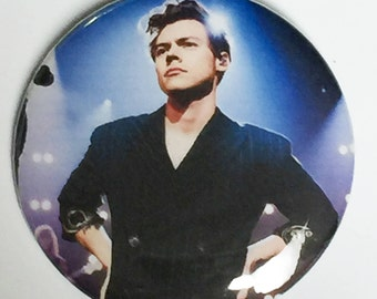 Harry Styles Pinback Button 2017-Custom 2.25 inch-Sign of the Times