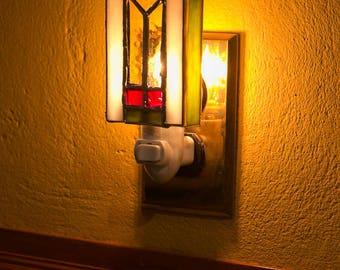 Frank Lloyd Wright Inspired Nightlight