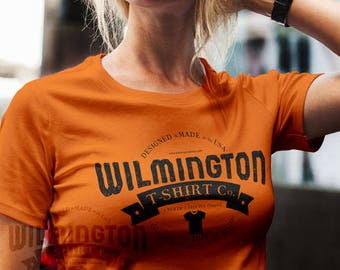 Wilmington T-Shirt Company logo t-shirt, stuffmyshirtsays, gifts for him, gift for girlfriend, gift ideas, north carolina, ilm, wilmingtonnc