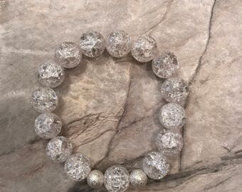 Ice Crystal Bracelet