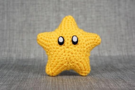 Amigurumi Nintendo : Super star amigurumi nintendo amigurumi cute plush toy