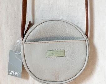 Vintage Winona Round Crossbody Bag