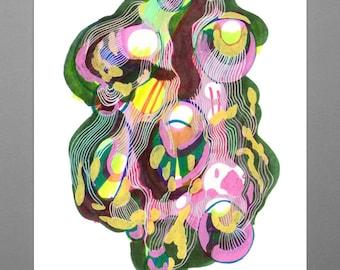 BISH - Limited Edition A5 Fine Art Print