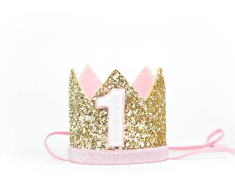 First Birthday Crown | First Birthday Outfit Girl | Birthday Crown | Birthday Girl Outfit | 1st Birthday Crown | Girl First Birthday | Cake