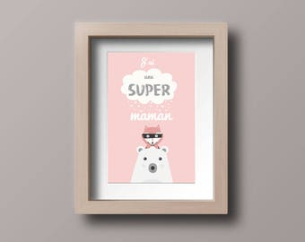 A4 print - Mothers day