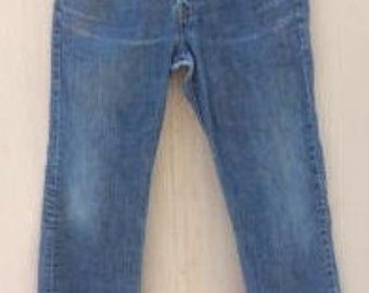 501 Levis 31 x 30 Button Fly, Levi Strauss, Levis, Denim Jeans, Blue Jeans, Back to School Levis, Dress Jeans, Bluewash 501 Levis, Jeans